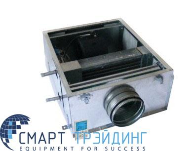 Как установленны теплообменники в корпусах приточных установок электрокотлы, водонагреватели и теплообменники