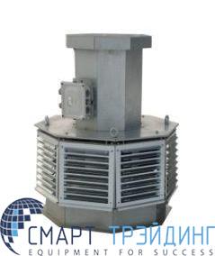 Вентилятор ВКР-4-ДУ-C-2ч/400°C-0,55/1500