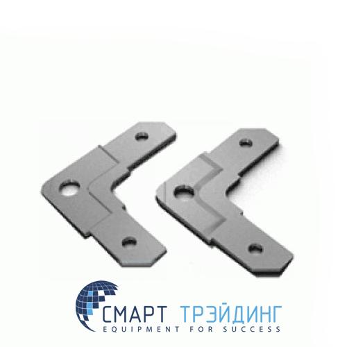 Уголок для фланцев воздуховодов 95х18х2/3