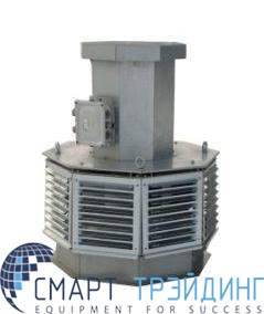 Вентилятор ВКР-10-ДУ-С-2ч/600°C-5,5/750