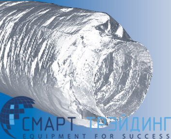 Воздуховод SONO-light 102mm*10m