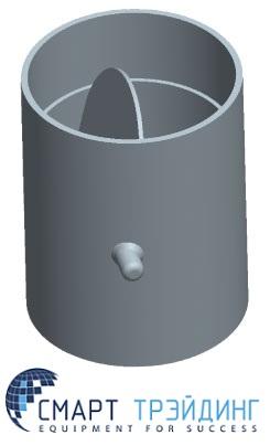VKS-P 250 gravity shutter PRF