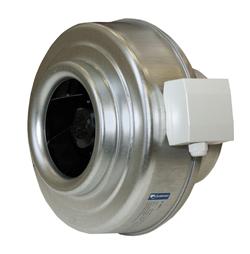 K 250 M Circular duct fan