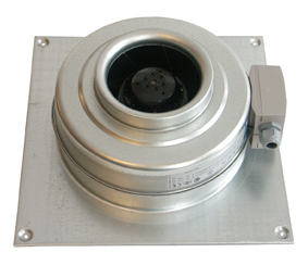 KV 125 XL Circular duct fan