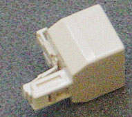 CE/CD-diverting plug