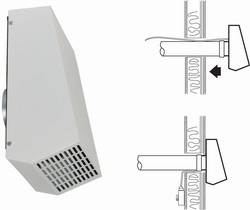 RVF 100 M Wall fan