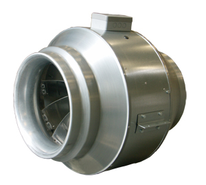KD 400 XL1 Circular duct fan
