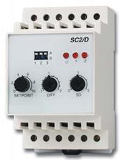 SC2/D Step contr. DX cooling