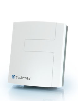 Преобразователь CO2RT Wall Trans 0-2000 ppm Sуstemair (Системэйр)