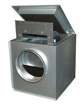 KVK 400 Ins. Circ. duct fan
