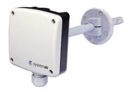 Преобразователь CO2DT Duct Trans 0-2000 ppm Systemair