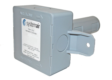 Systemair-1 CO2 duct sensor