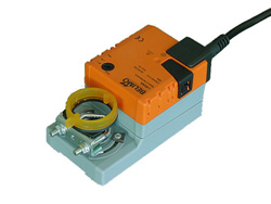Привод NM24A Damper actuator Systemair
