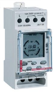 MicroREX D21 Plus Time Switch
