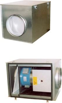 TLP 160/2,1 Air handl.units