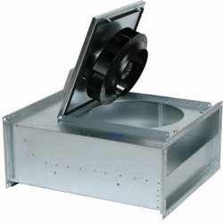 RS 40-20 L Rectangular fan