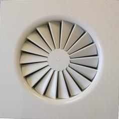 CRS-T-315-600 Swirl Diffuser