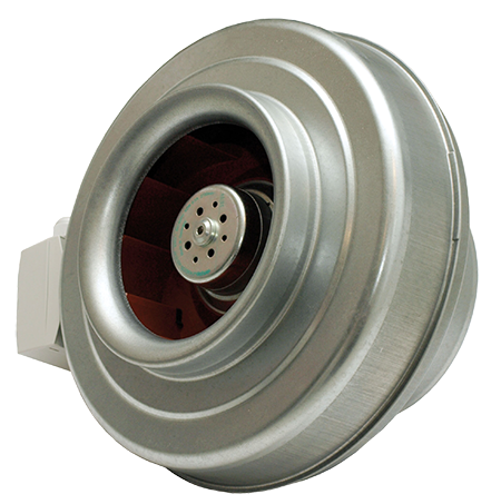 K 200 EC Circular duct fan