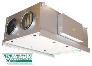 Topvex FR03 HWL-L-VAV 230V 1~