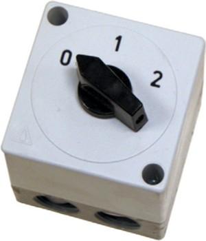 Двухскоростной переключатель S2S 160 Two speed switch AW/HW Systemair