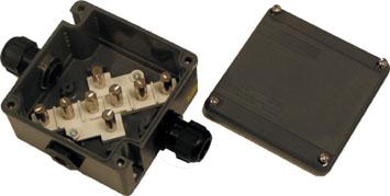 Ex e-Terminal box 1,5/6mm² 32A Systemair