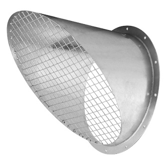 ABS 500 AXC outlet cowl