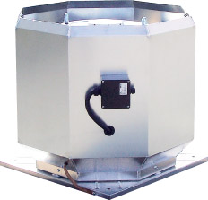 DVV-EX 630D6-K Roof fan