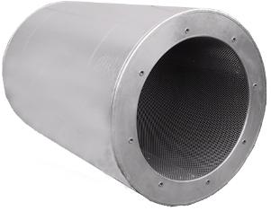 Шумоглушитель RSA 1000/2000/100 (F) Systemair (Системэйр)