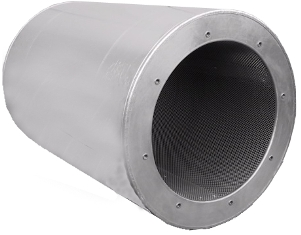 Шумоглушитель RSA 1250/2500/100 (F) Systemair (Системэйр)