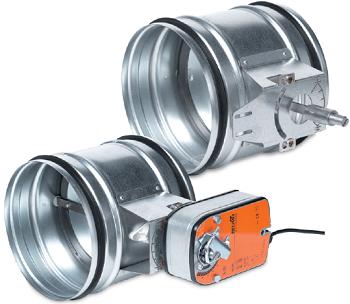 Tune-R-100-2-M3 Control damper
