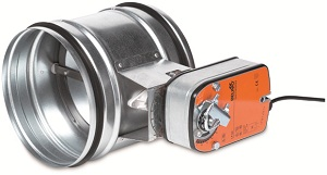 Tune-R-100-3-M1 Control damper