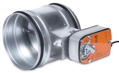 Tune-R-125-3-M1 Control damper