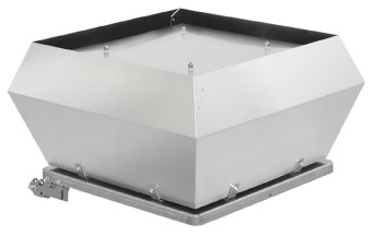 DVEX 315D4 400V Roof fan ATEX