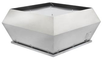 DVEX 630D6 Roof fan ATEX