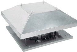 DHS sileo 630DV roof fan