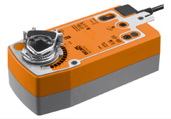 Привод SF24A-S2 Damper actuator Systemair