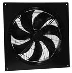 AW sileo 630DV Axial fan