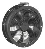 AR sileo 450DV-K Axial fan