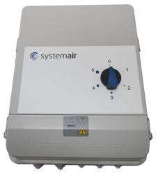 Регулятор скорости FRQ5-4A+LED V2 Systemair