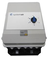 Регулятор скорости FRQ5S-10A+LED V2 Systemair