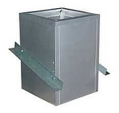 FDVE/F 400 roof socket DVV