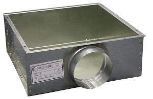 SFD-PB-150 Plenum box