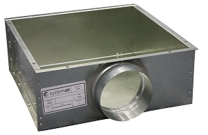 SFD-PB-200 Plenum box