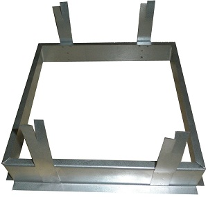 UR-150x150 PZ Fixing frame