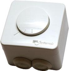 Трехпозиционный потенциометр MTP 20, 20K, Speed control Systemair