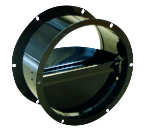 Автоматический клапан VKSV-EX 630 DVV-EX Back dra. Systemair