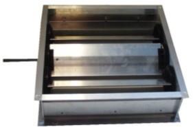 Клапан SRKG 042/588-588 shutter valve
