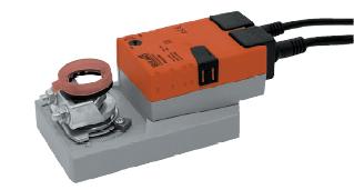 Привод SM230ASR Damper actuator Systemair