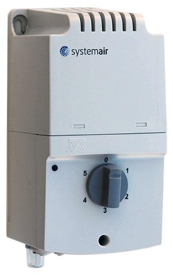 Регулятор скорости RE 3 Speed control Systemair