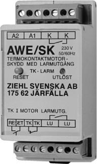 AWE-SK Motorprotection 2A/230V